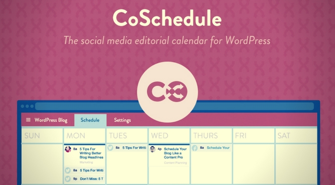 Content Marketing Masterclass: Why And How To Use CoSchedule