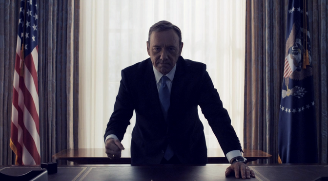 How To Grow Your Business: The Frank Underwood Method