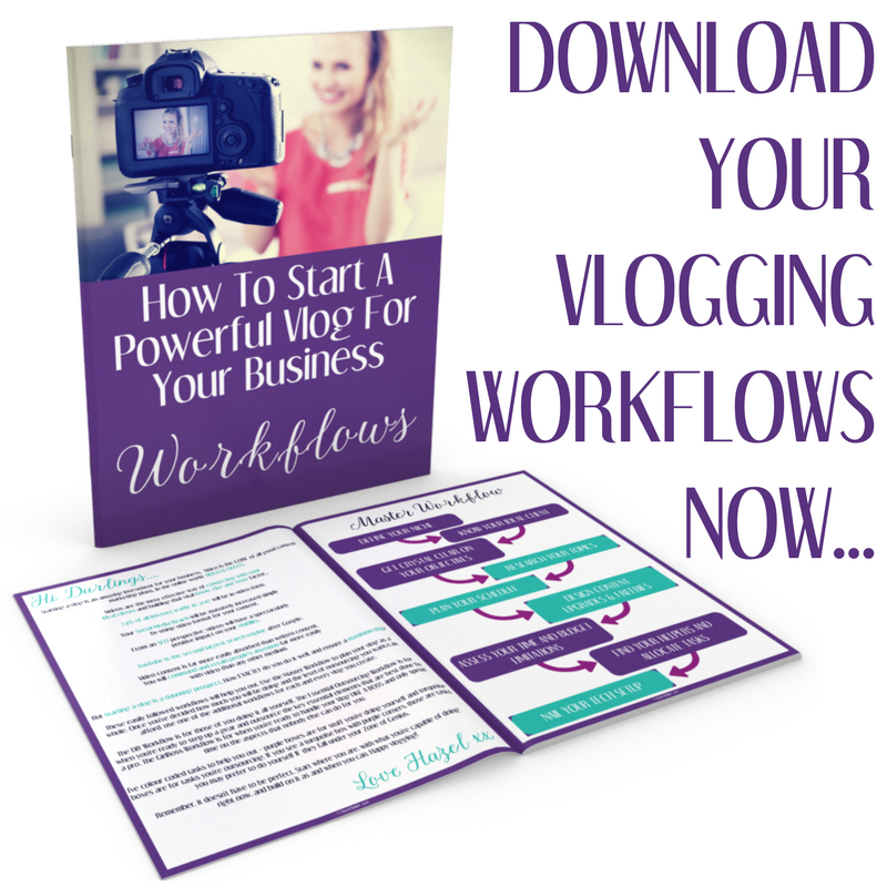 How To Build A Powerful Vlog For Your Business Vlogging Workflows