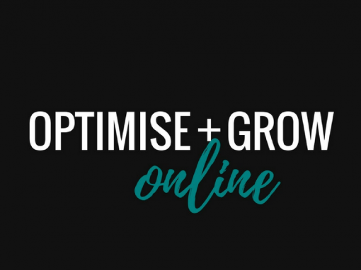 Optimise & Grow Online