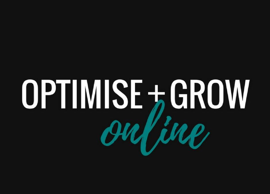Optimise & Grow Online