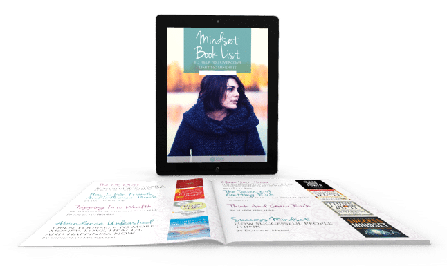 Wellth Creative - Mindset Booklist Content Upgrade